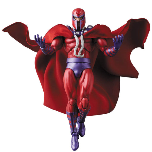 Mafex No.128 Mafex Magneto (Comic Ver.) - DECEMBER 2020
