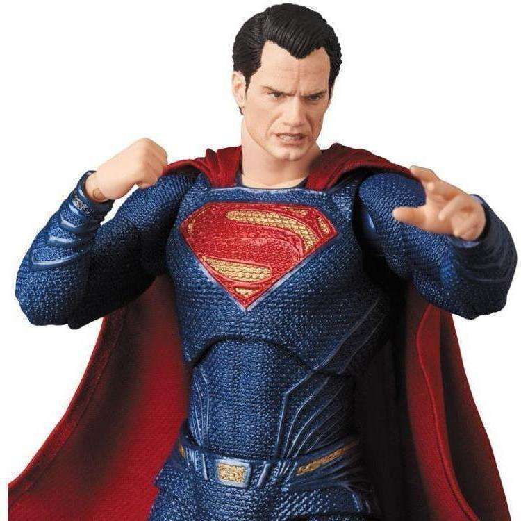 Justice League MAFEX No.057 - Superman
