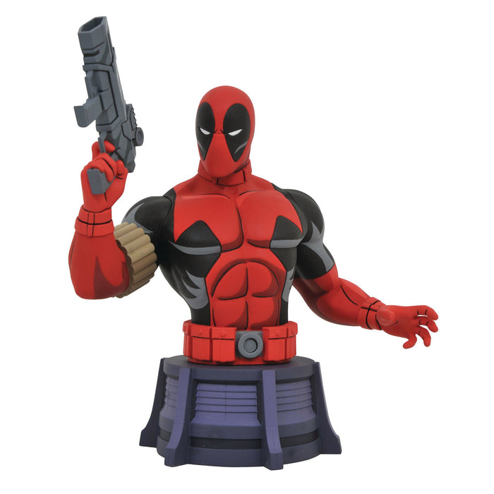 Marvel Animated X-Men Deadpool Bust - JULY 2020