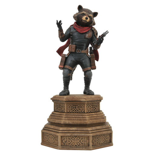 Avengers: Endgame Rocket Raccoon PVC Statue - JULY 2020