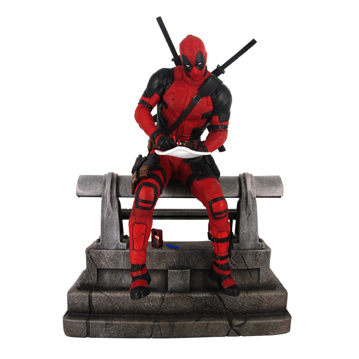 Marvel Premier Collection Deadpool Movie Statue - AUGUST 2020