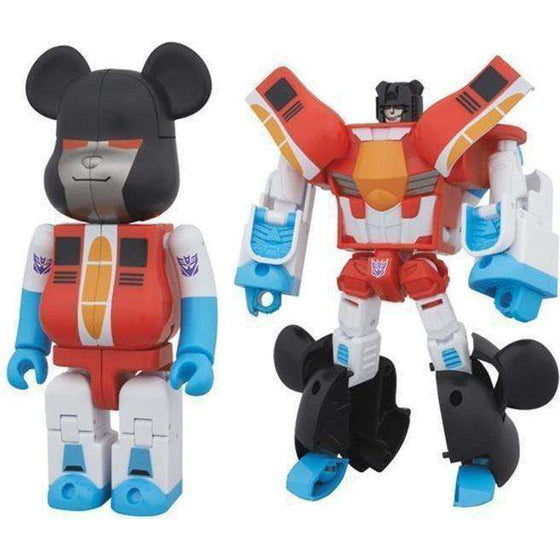 Transformers Bearbrick Figure - Starscream - Q3 2018