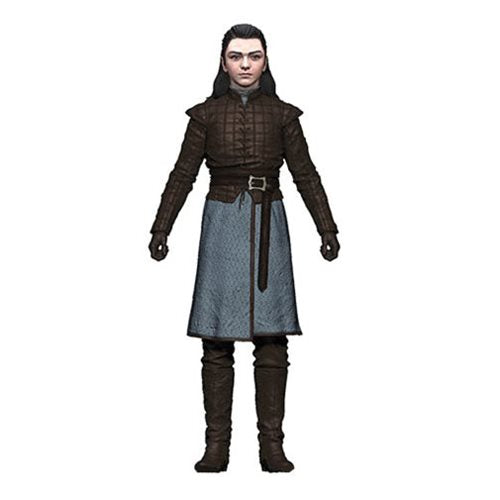 Game of Thrones Arya Stark Action Figure - JANUARY 2020