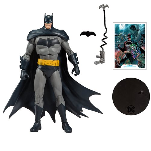 "DC Batman Superman Wave 1 - Modern Batman 7"" Action Figure"