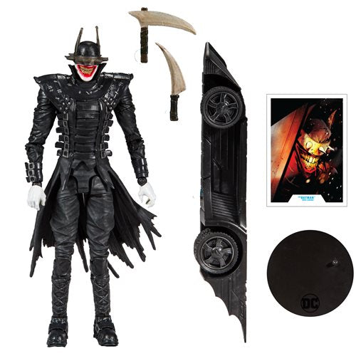 "DC Collector Wave 1 - Batman Who Laughs 7"" Action Figure"