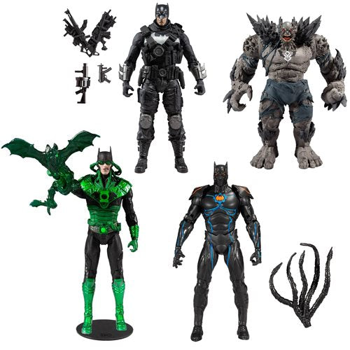 DC Multiverse Dark Nights Metal 7-Inch Action Figure Set of 4 - NOVEMBER 2020
