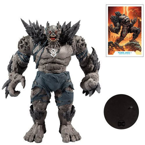 DC Multiverse Dark Nights Metal Earth-1 Batman Devastator 7-Inch Action Figure - NOVEMBER 2020