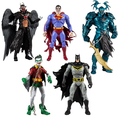 DC Multiverse Collector Wave 2 Action Figure Set of 4 - JANUARY 2021