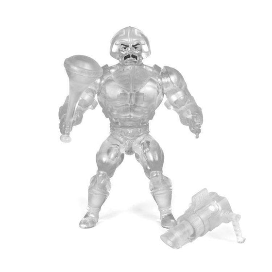 Masters of the Universe Vintage Wave 3 - Man-at-Arms (Crystal) - MAY 2019