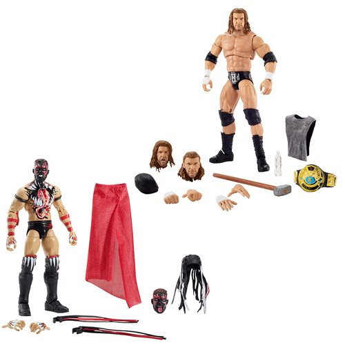 WWE Ultimate Edition Series 3 - Set of 2