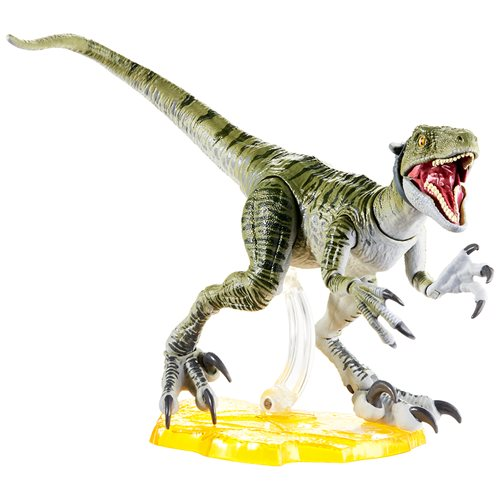 Jurassic World Velociraptor Charlie Amber Collection Action Figure