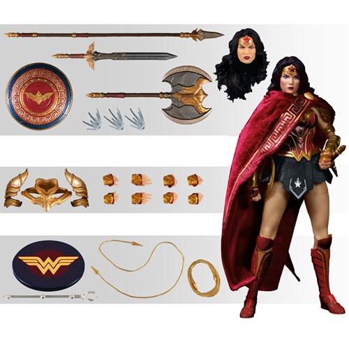 Wonder Woman One:12 Collective Action Figure - DECEMBER 2020