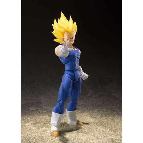 Dragon Ball Super S.H. Figuarts - Majin-Vegeta - JUNE 2018