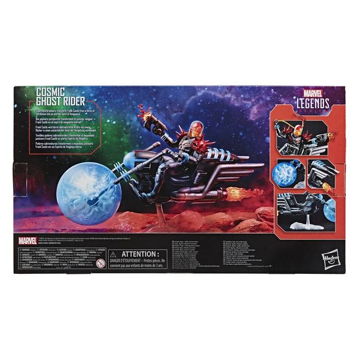 Ultimate Marvel Legends Cosmic Ghost Rider