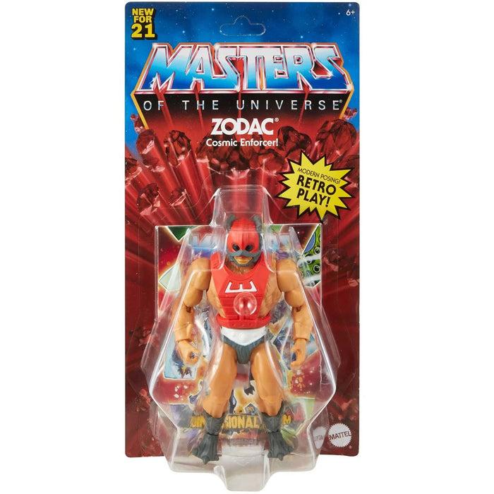 Masters of the Universe Origins Zodac Action Figure - FEBRUARY 2021