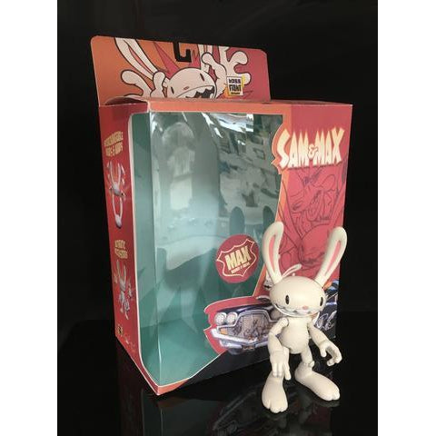 Sam & Max Wave 1 - Max Deluxe Action Figure - Q4 2019