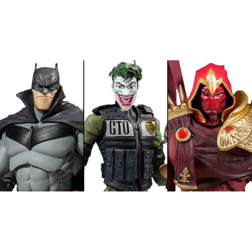 DC Multiverse Batman White Knight Action Figure Set of 3 - JUNE 2020
