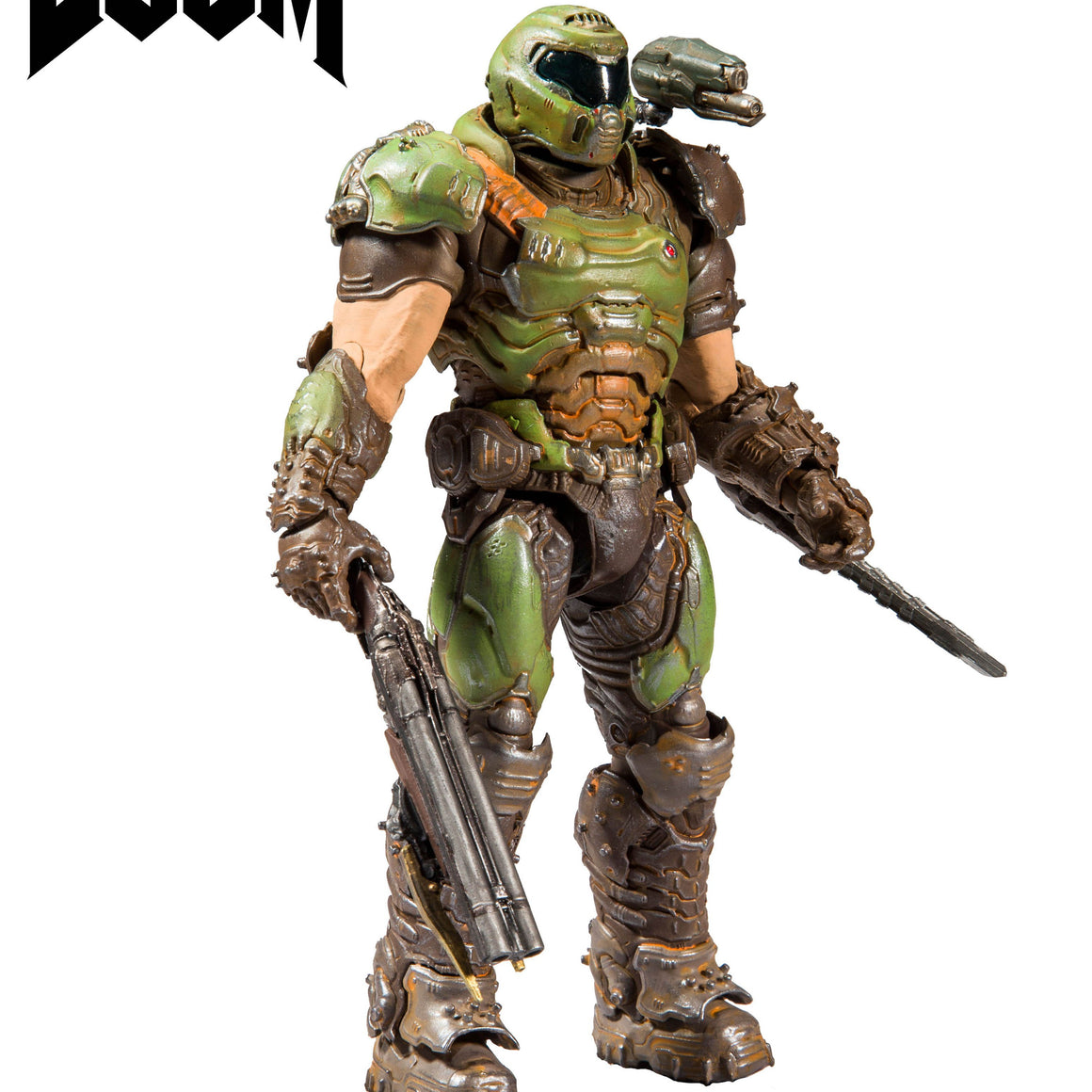 Doom Slayer Action Figure - SEPTEMBER 2019