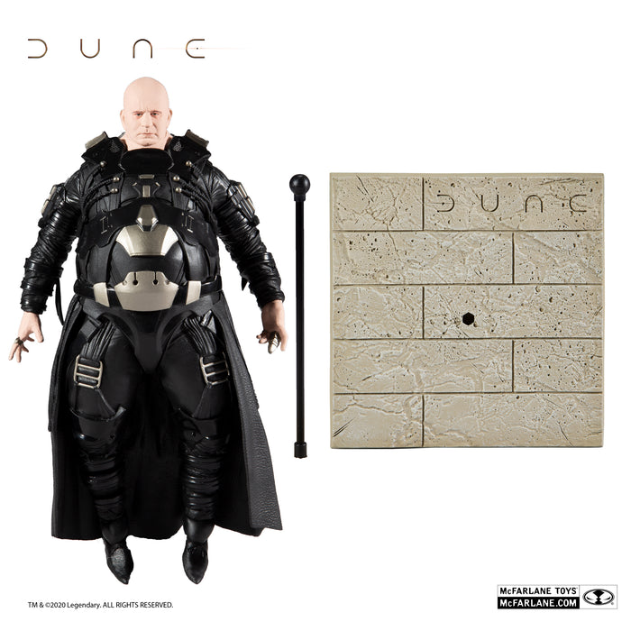 Dune Baron Vladimir Harkonnen 12-Inch Action Figure - OCTOBER 2020
