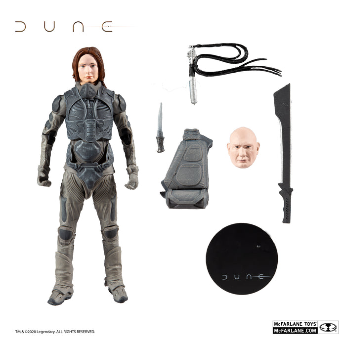 Dune Lady Jessica Series 1 7-Inch Action Figure - OCTOBER 2020