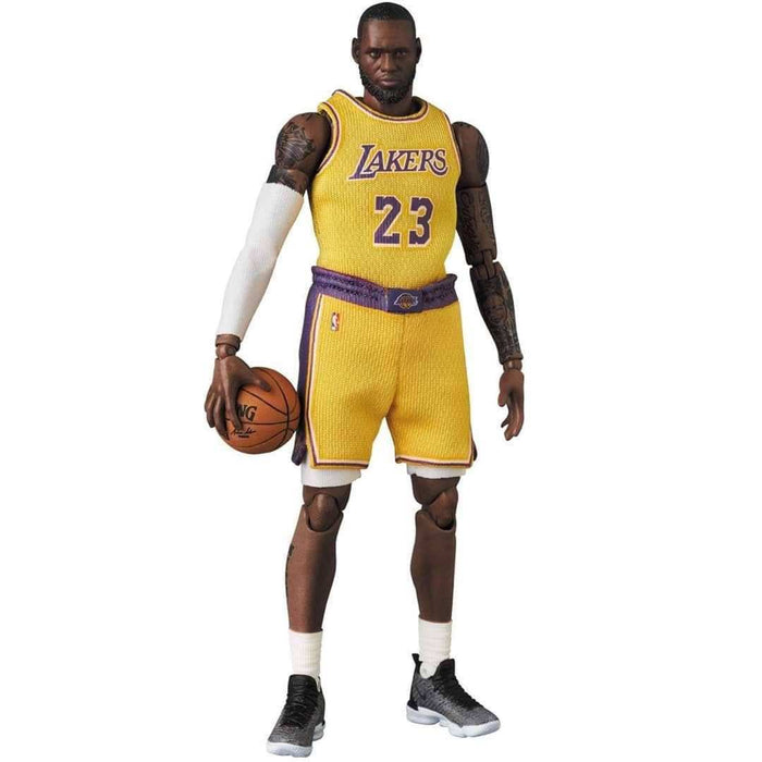 Medicom: MAFEX NBA Lebron James figure - DECEMBER 2020