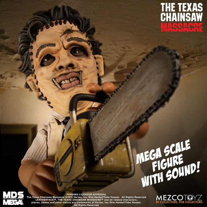The Texas Chainsaw Massacre (1974): Leatherface with Sound - SEPTEMBER 2020
