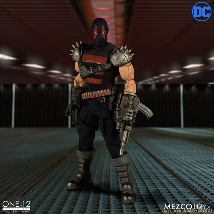 DC Comics – KGBeast One:12 Collective Figure - SEPTEMBER 2020