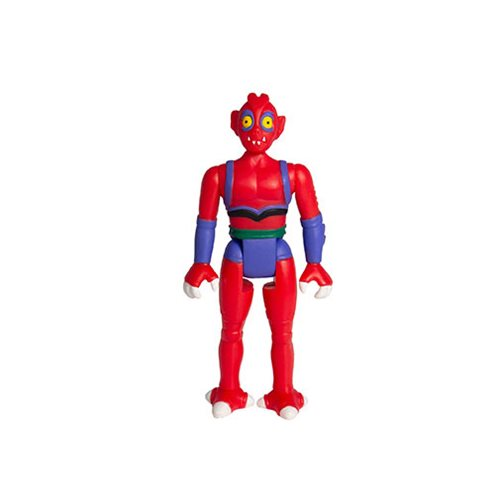 "Masters of the Universe ReAction Modulok (Ver. A) 3.75"" Figure"