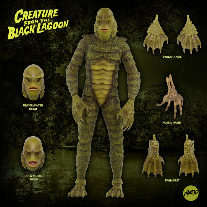 Creature from the Black Lagoon 1/6 Scale Figure - FEBRUARY 2021