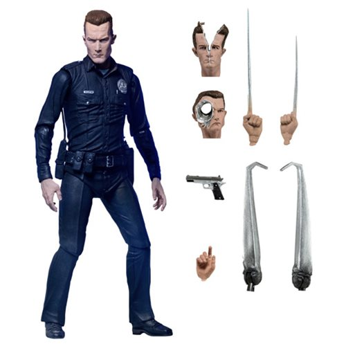 Terminator 2 Ultimate T-1000 7-Inch Scale Action Figure - September 2020