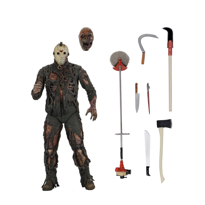 Friday the 13th Part VII Ultimate Jason (The New Blood) Figure - Q1 2021