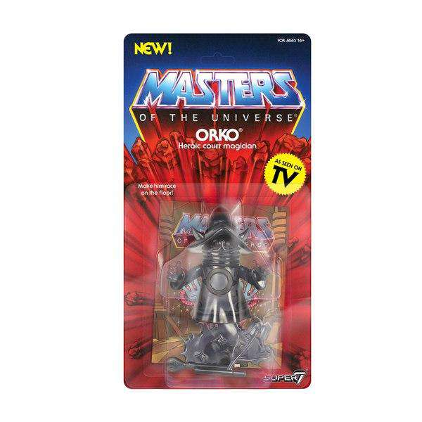 Masters of the Universe Vintage Wave 4  Shadow Orko