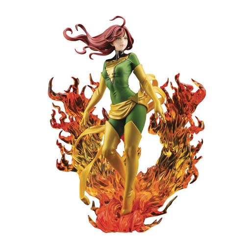 Marvel Phoenix Rebirth Bishoujo Statue - New York Comic-Con 2020 Previews Exclusive Statue - JANUARY 2021