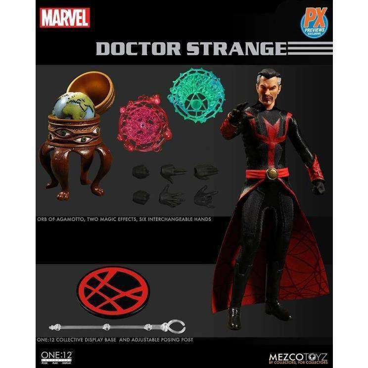 One:12 Collective Marvel Defenders - Doctor Strange PX Previews Exclusive - JUNE 2018
