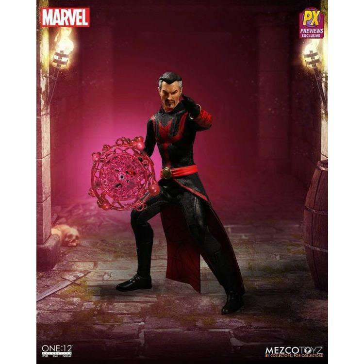 One:12 Collective Marvel Defenders - Doctor Strange PX Previews Exclusive - AUGUST 2018