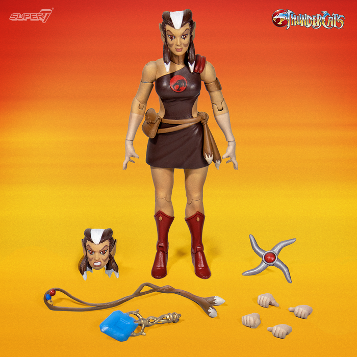 Thundercats Ultimates Wave 2 - Pumyra - Q4 2020