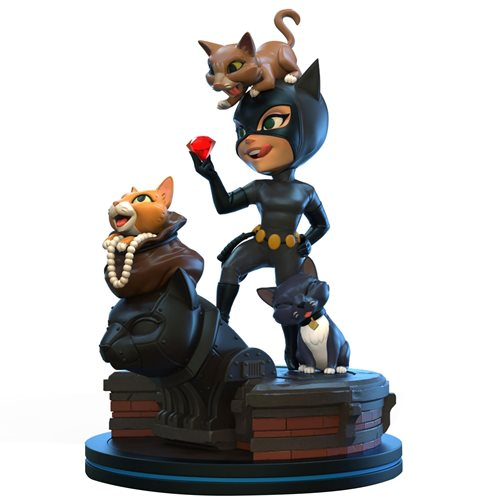 Batman: The Animated Series Catwoman Q-Fig Elite - JANUARY 2021
