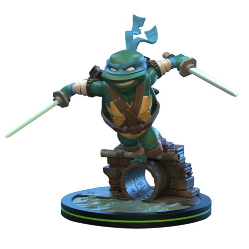 Teenage Mutant Ninja Turtles Leonardo Q Fig October 2020 Cool Collectibles And Unique Gift Items