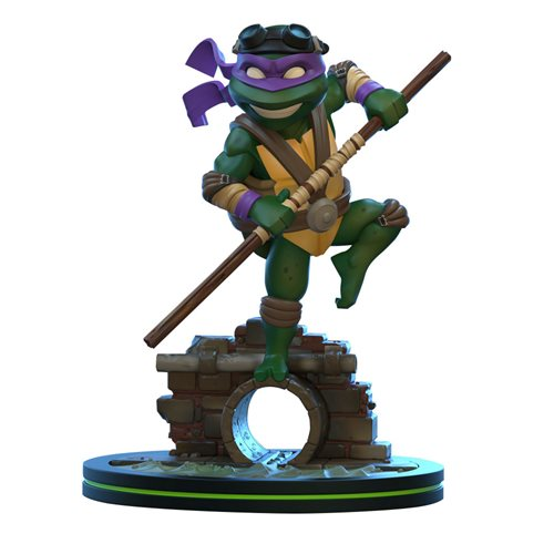 Teenage Mutant Ninja Turtles Donatello Q-Fig - OCTOBER 2020