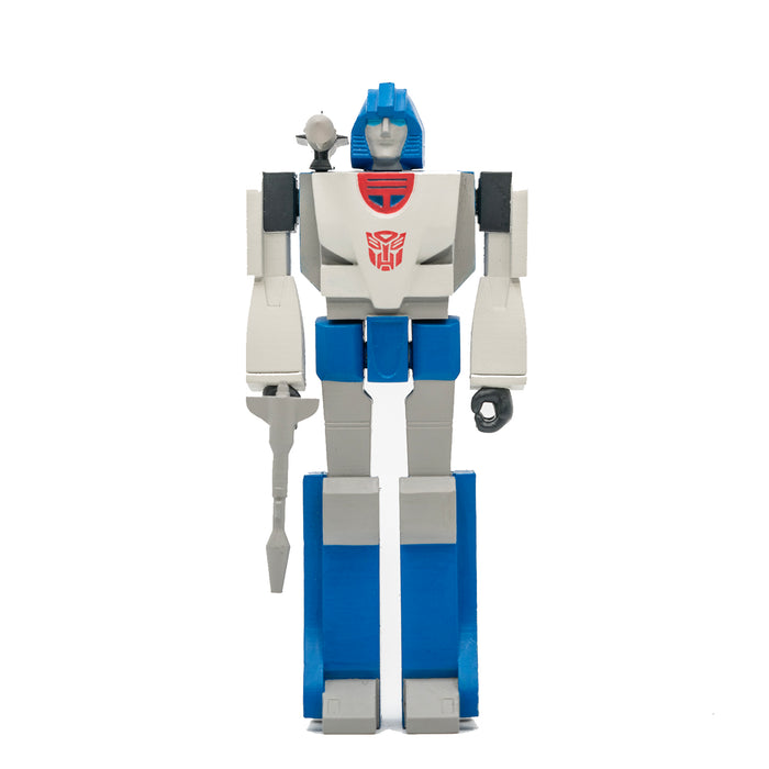 Transformers Mirage 3 3/4-Inch ReAction Figure - MAY 2020