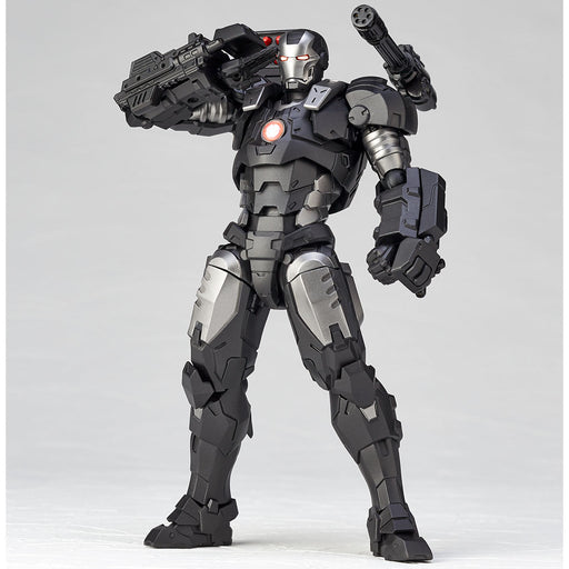 Marvel Amazing Yamaguchi Revoltech No.16 War Machine - FEBRUARY 2020