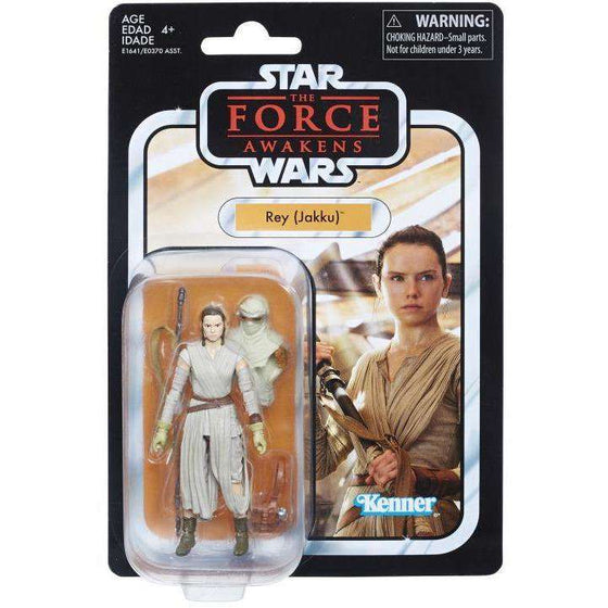"Star Wars: The Vintage Collection 3.75"" Wave 1 - Rey (Jakku) Action Figure"
