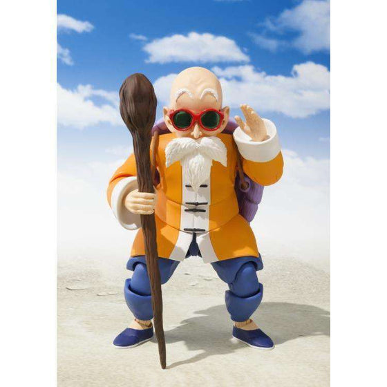 Dragon Ball Super S.H. Figuarts - Master Roshi - AUGUST 2018