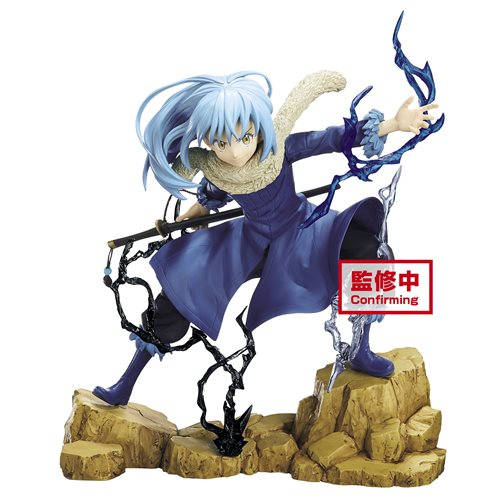 That Time I Got Reincarnated as a Slime Rimuru Tempest Espresto Statue - OCTOBER 2020