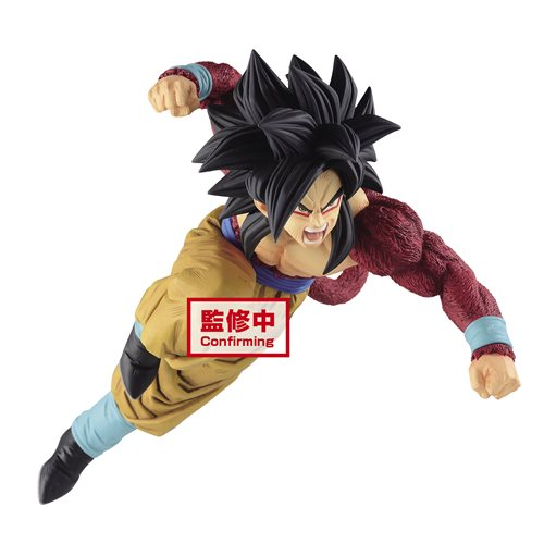 Dragon Ball GT Super Saiyan 4 Goku Statue - OCTOBER 2020