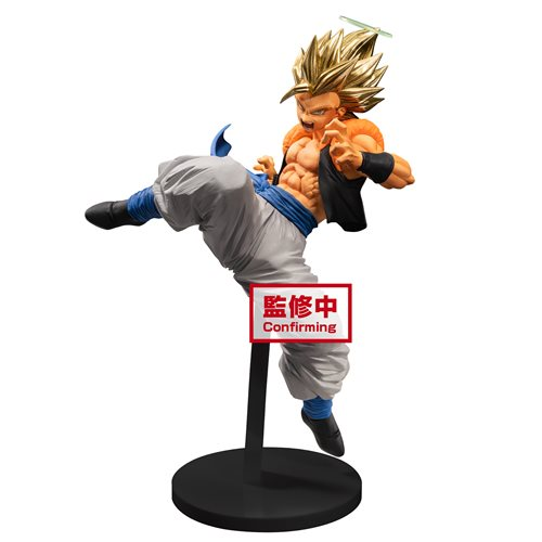 DB Z Super Saiyan Gogeta Blood of Saiyans Special IX Statue - OCTOBER 2020