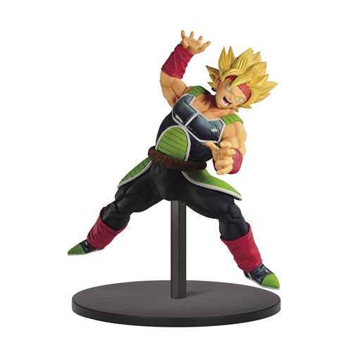 Dragon Ball Super Super Saiyan Bardock Chosenshi Retsuden II Vol.4 Statue - OCTOBER 2020