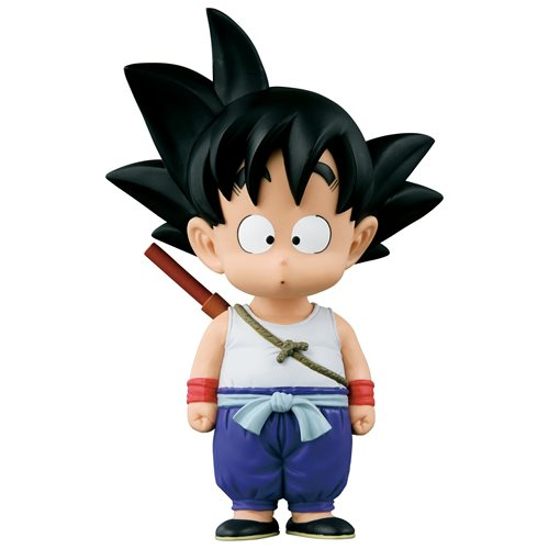 Dragon Ball Collection Goku Statue - OCTOBER 2020