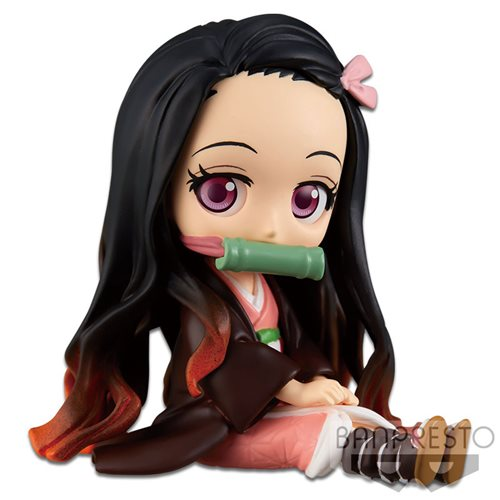 Demon Slayer Nezuko Kamado Vol. 1 Petit Q Posket Statue - JUNE 2020