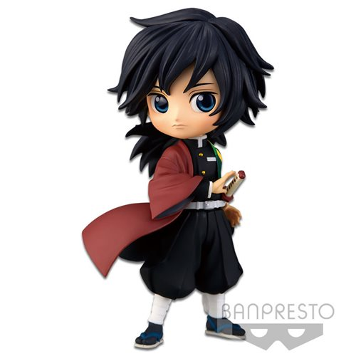 Demon Slayer Giyu Tomioka Vol. 1 Petit Q Posket Statue - JUNE 2020
